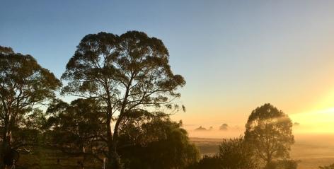 Mist over Oberon